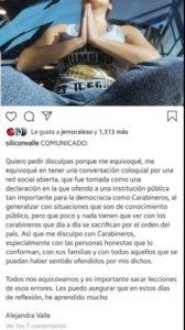 Instagram Alejandra Valle