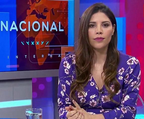 Ivanna López periodista
