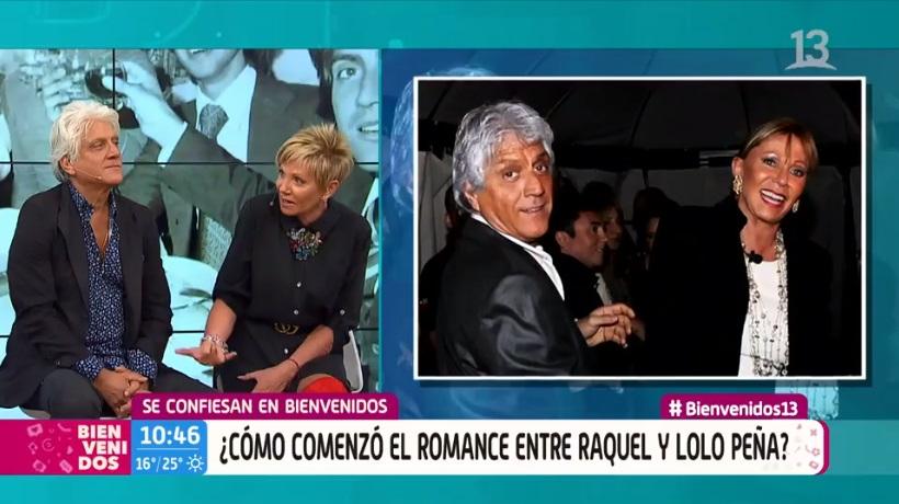 Raquel Argandoña Lolo Peña