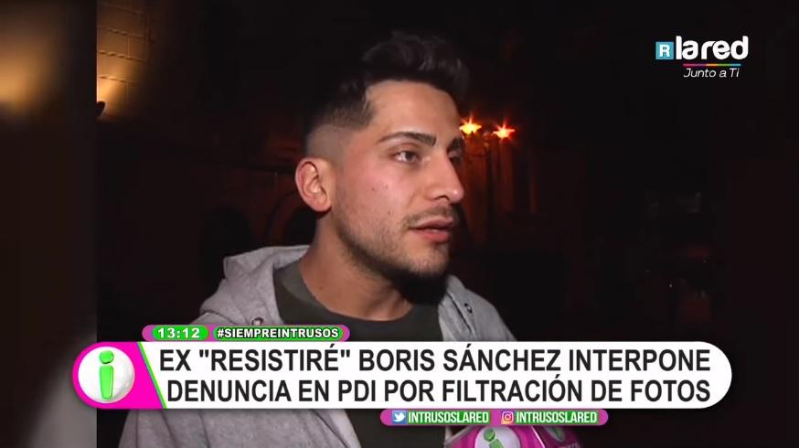 Boris Resistiré
