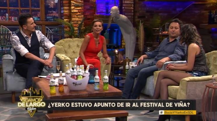 Daniel Alcaíno Yerko Puchento