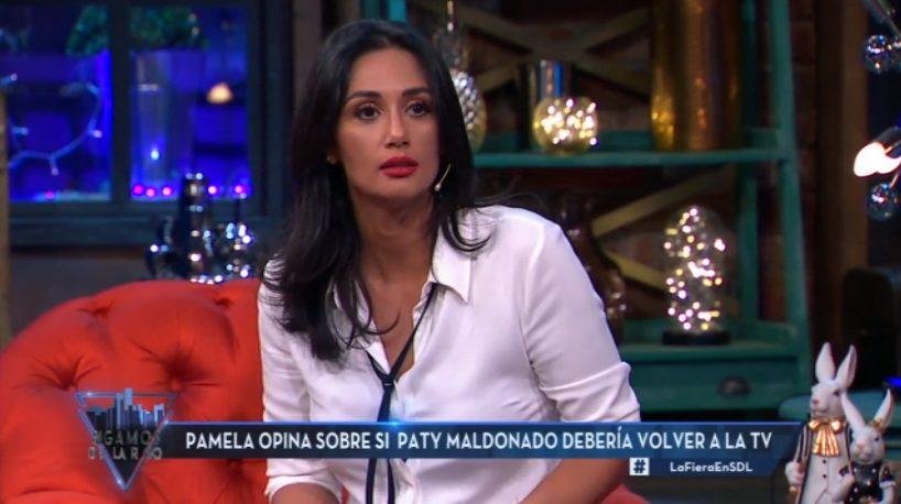 Pamela Díaz Patricia Maldonado