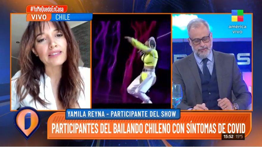 Bailando por un Sueño Yamila Reyna