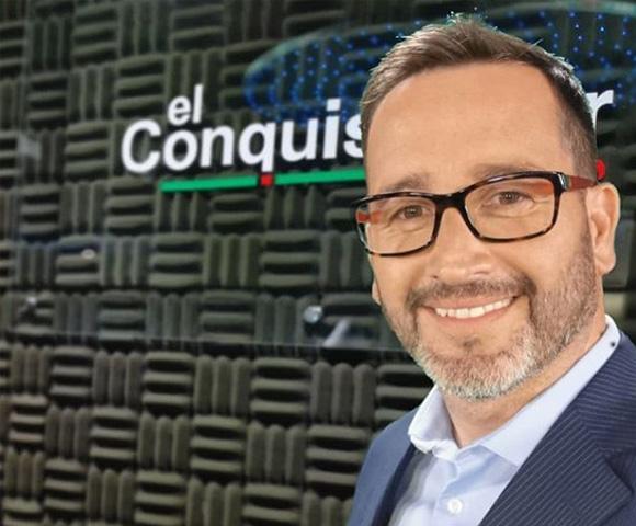 Eduardo Fuentes El Conquistador